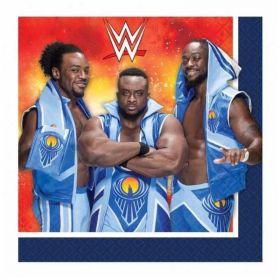 WWE Party Napkins