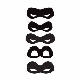 The Incredibles 2 Paper Eye Masks, pk8