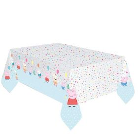 Peppa Pig Party Tablecover 1.8m x 1.2m
