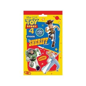 Toy Story 4 700 Stickers Pad