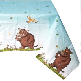 The Gruffalo Party Paper Tablecover 1.8m x 1.2m