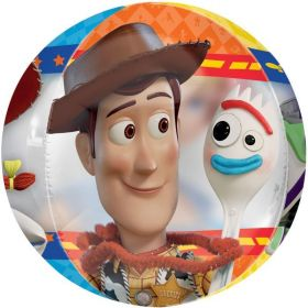 Toy Story 4 Orbz Foil Balloon 16""