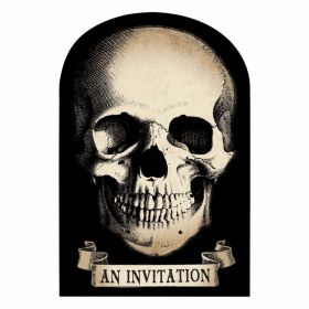 Boneyard Invitations, pk20