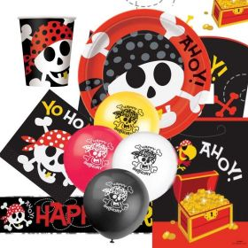 Pirate Fun Ultimate Party Pack for 8