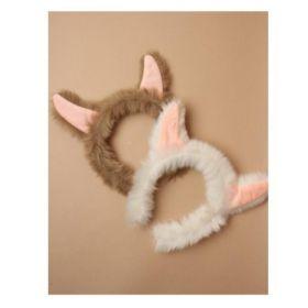 Llama Ears Headband