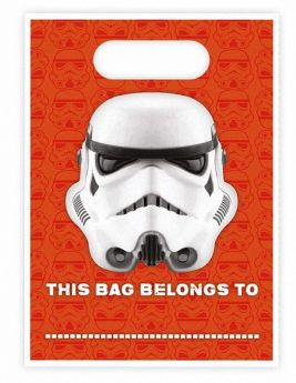 Stormtrooper Party Bags, pk8