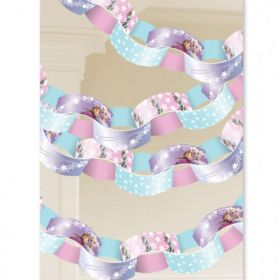 Disney Frozen Paper Chain Garland 3.9m