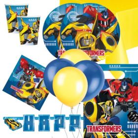 Transformers Partyware Packs