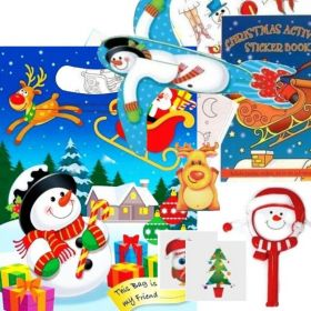 Christmas Pre Filled Party Bags (no.1)