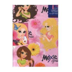 Moxie Girlz Gift Wraps