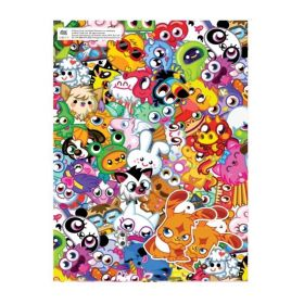 Moshi Monsters Gift Wraps