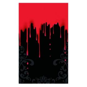 Halloween Fangtastic Party Tablecover