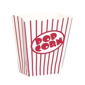 Small Popcorn Party Boxes 8pk