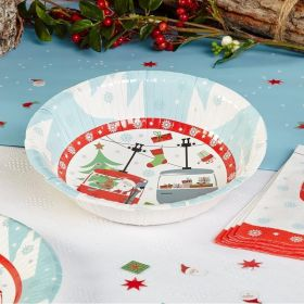 Festive Fun Christmas Bowls