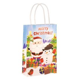 Christmas Paper Party Bags