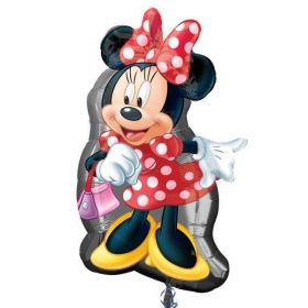 Minnie Mouse SuperShape Foil Balloon 19'' x 32''