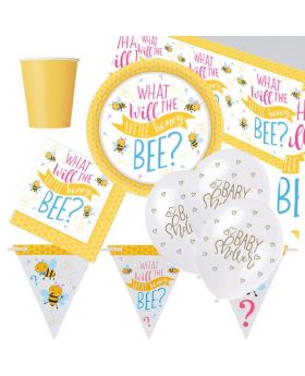 What Will It Be? Baby Shower Ultimate Party Pack for 8