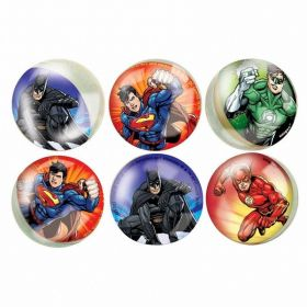 Justice League Bounce Balls, pk6