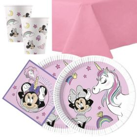 Minnie Mouse Tableware Party Pack