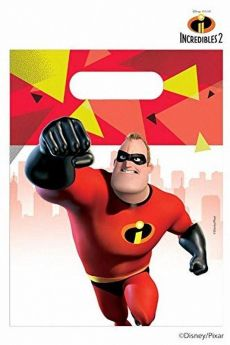 The Incredibles 2 Party Bags, pk6