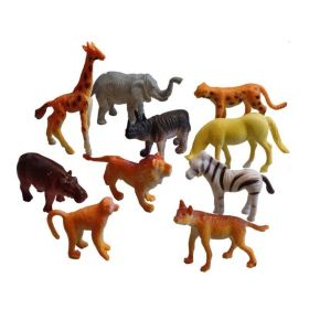Jungle Animals Figure