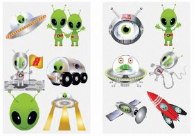 Alien Tattoos, pk6