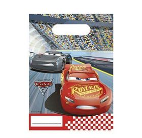Disney Cars 3 Party Bags pk6