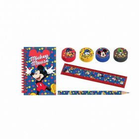 Mickey Mouse Value Stationery Pack, pk20