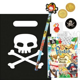 Pirate Pre Filled Party Bags