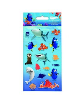Finding Dory Foiled Stickers