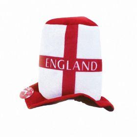 England Felt Top Hat
