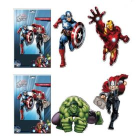 avengers cut outs