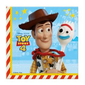 Toy Story 4 Party Napkins 33cm x 33cm, pk20