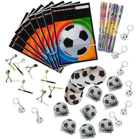 Championship Soccer Mega Party Pack, pk48