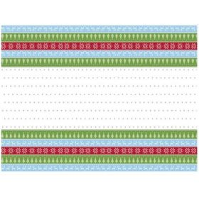Ugly Sweater Xmas Tablecover 1.37m x 2.13m