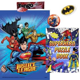 Justice League Pre Filled Party Bags (no.3), One Supplied