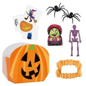 Halloween Pumpkin Treat Box Ready to Fill