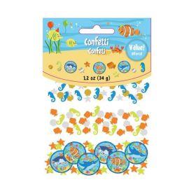 Ocean Buddies 3 Pack Confetti 34g
