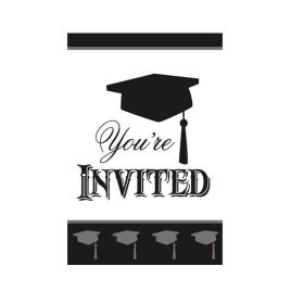 8 Simply Graduation Invitations