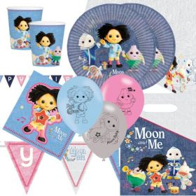 Moon and Me Deluxe Party Pack
