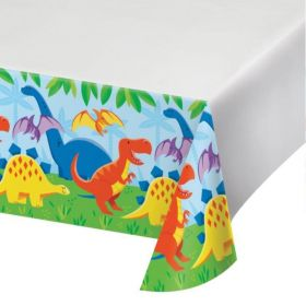 Dinosaur Party Tableacover