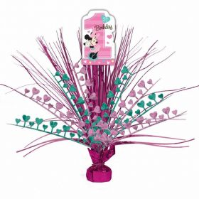 Minnie Mouse Fun to Be One Spray Centrepiece 45.7cm