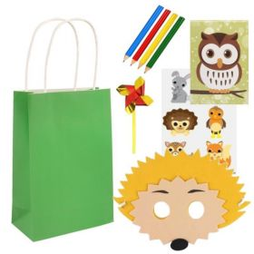Woodland Animals Filled Party Bags