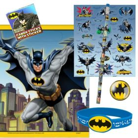 Batman Luxury Pre Filled Party Bags