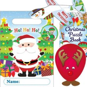 Christmas Pre Filled Party Bags (no.2)