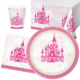 Little Princess Tableware Pack