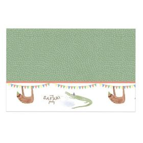 Safari Party Tablecover 1.2m x 1.8m