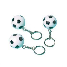 Soccer Keychains, pk12