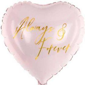 Always & Forever Foil Balloon