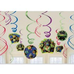 Nnija Turtles Party Decorations